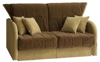 Как определить высоту дивана?