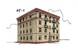 Как определить планировку квартир в домах?