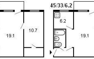 Какая высота пятиэтажного дома?