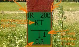 Сколько метров для работ от охранной зоны газопровода?