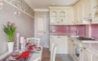 Какое оптимальное расстояние между шкафами кухни?