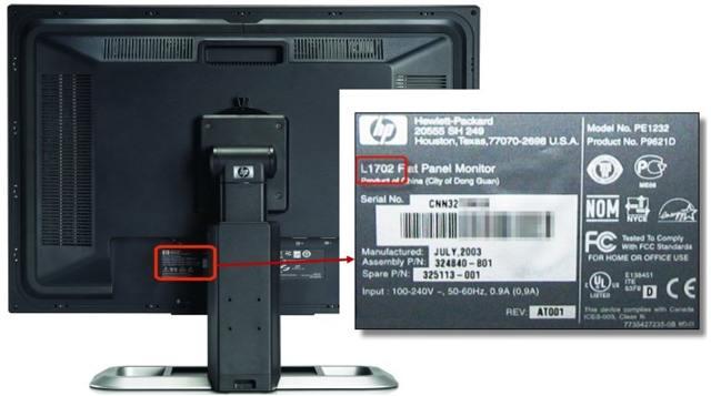 Как узнать диагональ монитора компьютера: чем измерить экран ноутбука, где посмотреть в настройках