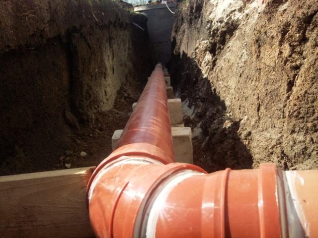 Охранная зона водопровода: водовода, подземного трубопровода, сколько метров в каждую сторону по СНиП и СП от сетей канализации