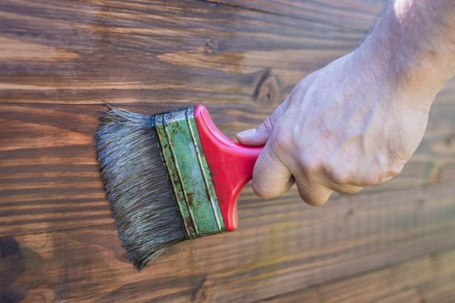 Чем обработать доски для грядок от гниения в земле