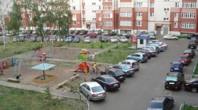 Расстояние от парковки до жилого дома: автостоянки, стоянки от окон по нормам СанПиН, СНиП и СП, пожарные правила 2020