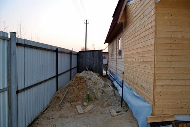 Расстояние от бани до забора соседей: на каком строить по нормам СНиП 2020 - 2021 в ИЖС и СНТ