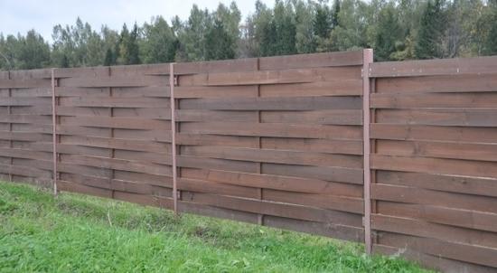 Плетеный забор из досок своими руками: фото, пошаговая инструкция, как сделать деревянный, мастер класс на видео