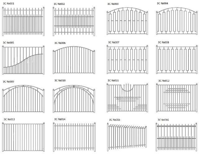 Забор из профильной трубы своими руками: как сварить, монтаж, цена, фото, видео и пошаговая инструкция