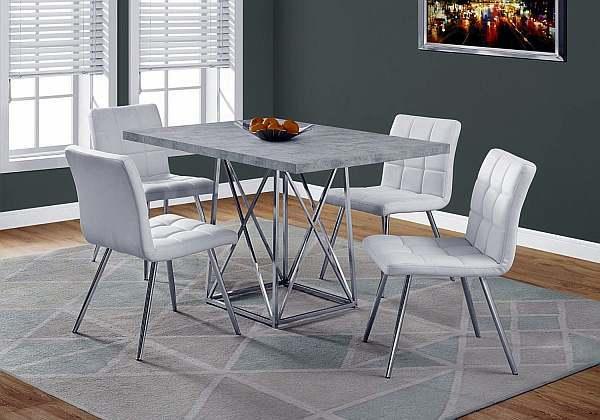 Высота кухонного стола: стандарт от пола со столешницей, какой должен быть обеденный