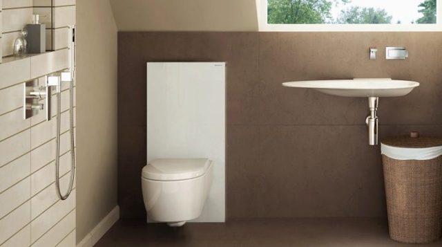 Расстояние от унитаза до стены: нормы, минимальное сбоку, установка от центра и края по СНиП