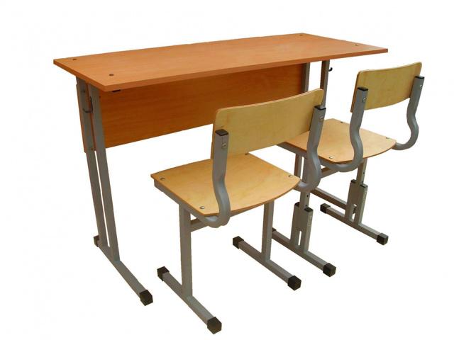 Высота письменного стола: стандарт взрослого по ГОСТу, нормы